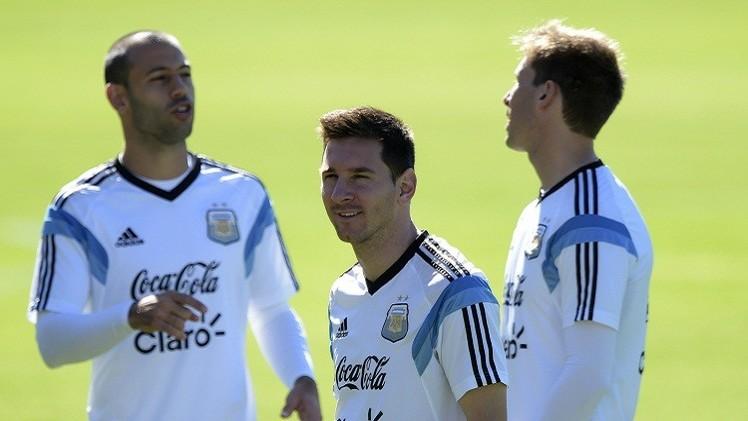 الخبرة الأرجنتينية والتألق السويسري في موقعة دور الـ 16 للمونديال