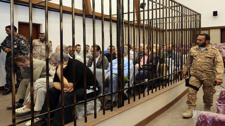موسكو: وضع المعتقلين الروسيين في ليبيا مقلق