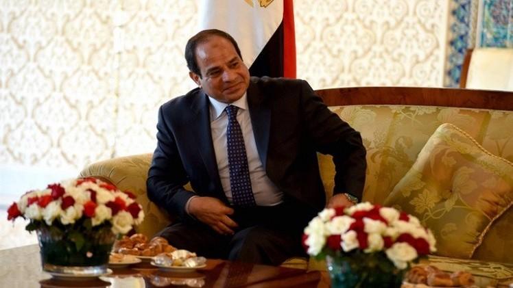 السيسي: سنعمل على استعادة مصر لمكانتها دوليا