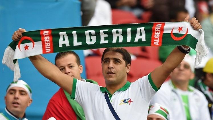 التشكيلة الرسمية لمباراة الجزائر وألمانيا