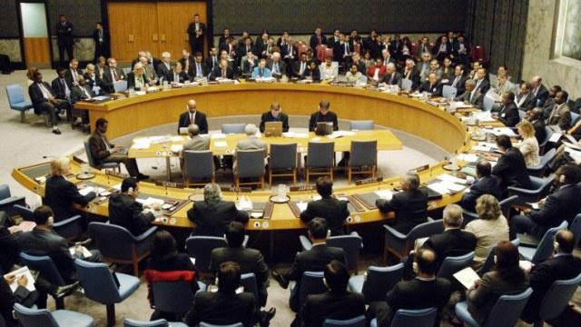 روسيا تتسلم الرئاسة في مجلس الأمن الدولي لمدة شهر واحد