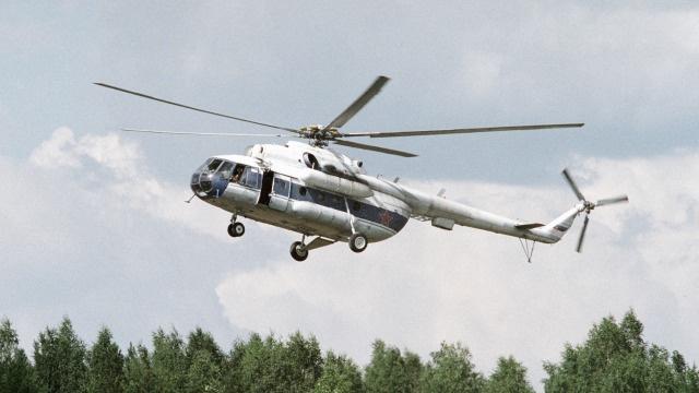 ارتفاع حصيلة قتلى تحطم المروحية شمال غرب روسيا الى 16 ونجاة اثنين