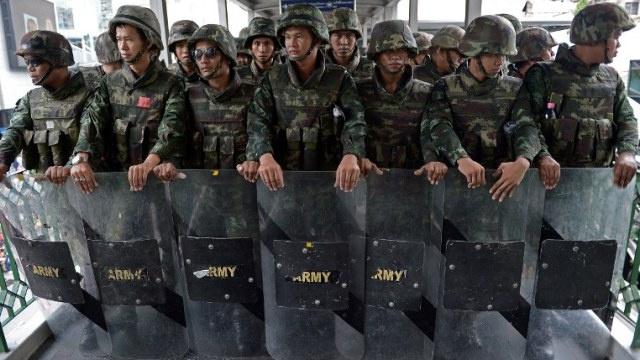 إجراءات أمنية مشددة في بانكوك في انتظار احتجاجات شعبية ضد الجيش