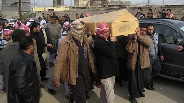 الأمم المتحدة: نحو 800 قتيل في أعمال عنف بالعراق خلال الشهر الماضي