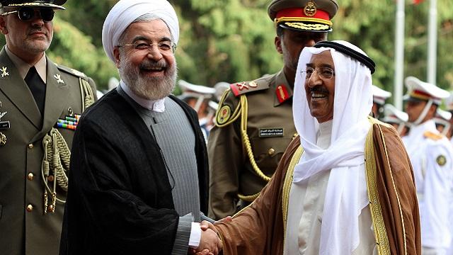 أمير الكويت يصل الى إيران في زيارة هي الأولى منذ توليه الحكم