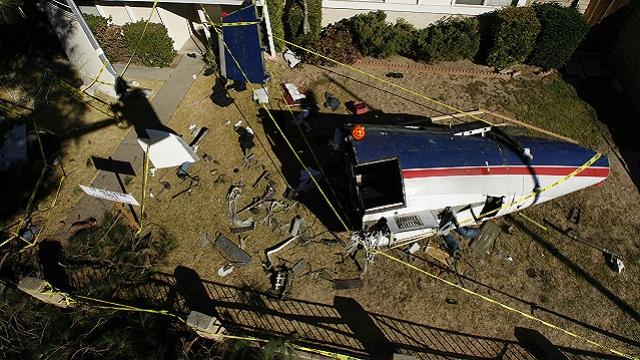 مقتل 7 أشخاص في حادث تحطم طائرة صغيرة الحجم في أمريكا