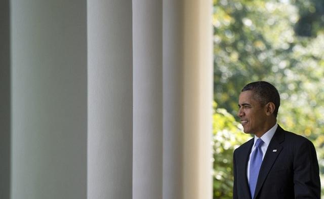 أوباما يبدأ جولة أوروبية يلتقي خلالها الرئيس الأوكراني المنتخب ويبحث زيادة الضغط على روسيا