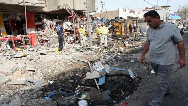 قتلى وجرحى في موجة تفجيرات هزت محافظات العراق