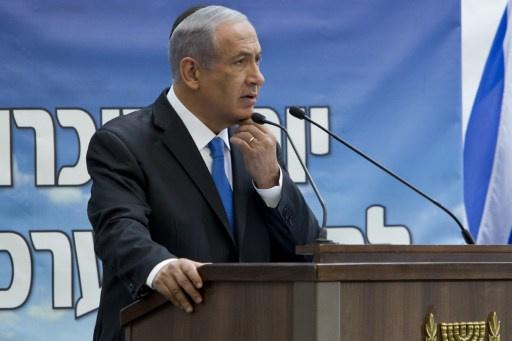 نتانياهو ينتقد الموقف الأوروبي من حكومة الوفاق الفلسطينية