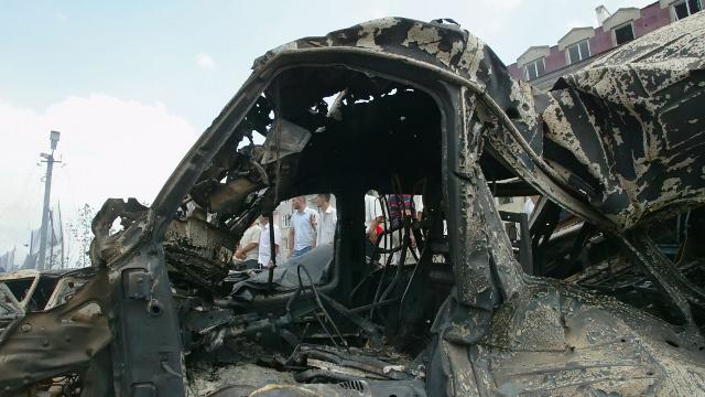 إصابة 5 عسكريين بجروح نتيجة تفجير مزدوج في إنغوشيا