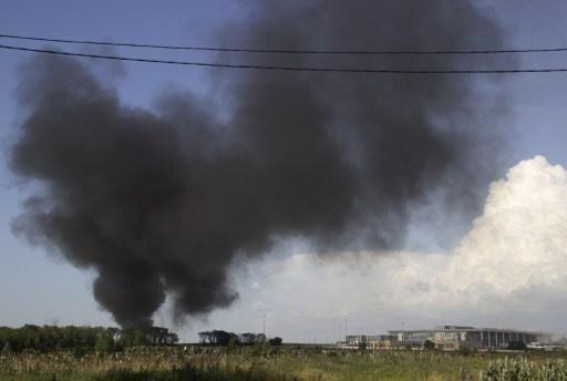 روسيا تدعو الناتو إلى مطالبة كييف بوقف العملية القمعية جنوب شرق أوكرانيا
