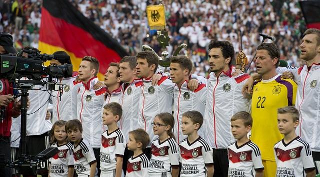 لمحة عن المنتخب الألماني