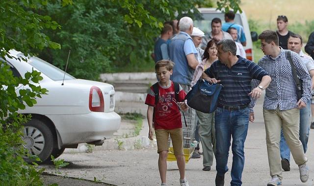 4 آلاف أوكراني طلبوا من روسيا حق اللجوء.. والقرم تستعد لاستقبال ألفي لاجئ
