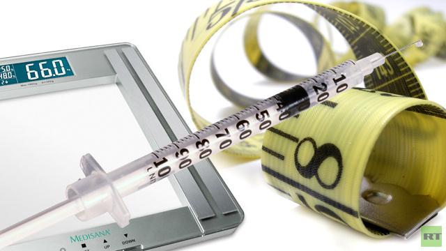 العلماء يعرضون حقنة خاصة لتخفيض الوزن
