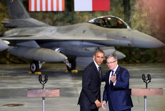 أوباما وكوموروفسكي يدعوان إلى إقامة علاقات جيدة مع روسيا