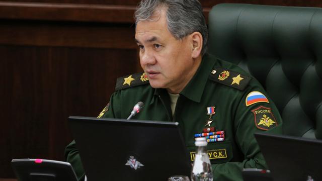 وزير الدفاع الروسي يريد إعادة تنظيم شركة عسكرية تقدّم الخدمات للجيش