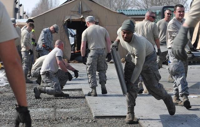 إغلاق القاعدة العسكرية الأمريكية في قرغيزيا رسميا