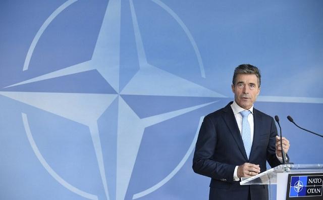 وزراء دفاع الناتو يبحثون الأزمة الأوكرانية وراسموسن يدعو لجعل الناتو أكثر مرونة