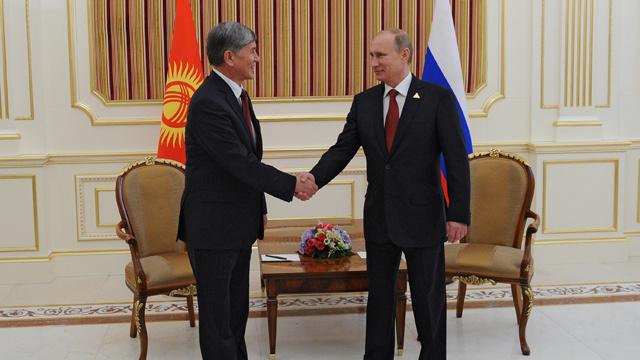 قرغيزيا تبدأ بتطبيق خارطة الطريق للانضمام إلى الاتحاد الجمركي
