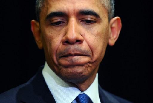 استطلاع.. شعبية أوباما إلى أدنى مستوياتها منذ توليه الرئاسة