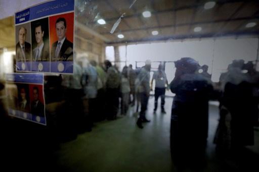 المراقبون الروس: لا غبار على سير العملية الانتخابية في سورية