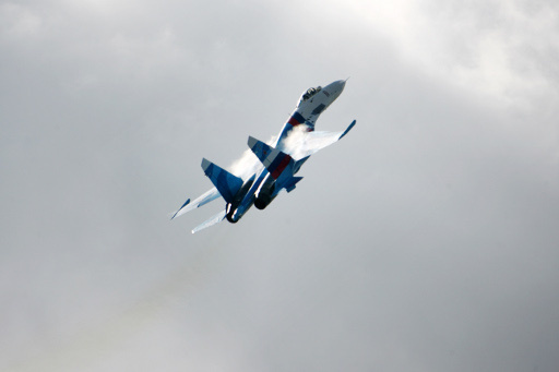 البنتاغون: مقاتلة روسية تمر على بعد 30 مترا أمام طائرة استطلاع أمريكية
