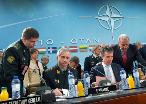 راسموسين: أزمة أوكرانيا لن تؤثر على نشر الدرع الصاروخية في أوروبا