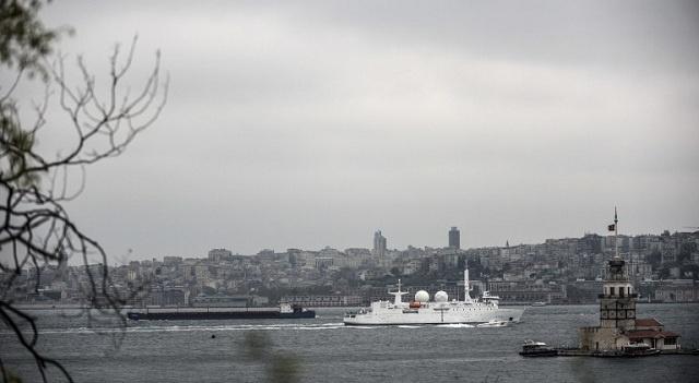مصدر روسي: الفرقاطة الفرنسية تتجسس على المؤسسات العسكرية الروسية في القرم
