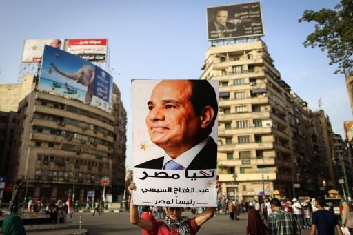 السيسي الرئيس السابع لجمهورية مصر بعد ثورة 1952