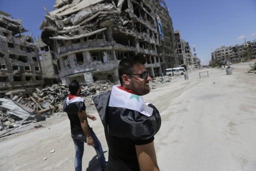 بكين تدعو إلى الإسراع في تسوية الأزمة السورية سياسياً