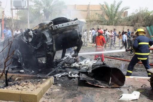 مقتل 15 شخصا وإصابة العشرات بتفجيرات في العراق