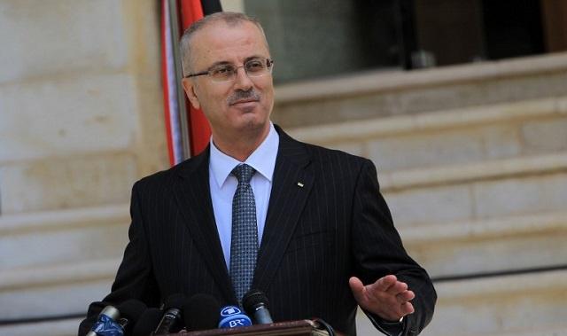 الحمد الله يدعو المجتمع الدولي إلى الضغط على إسرائيل لإجراء الانتخابات في القدس