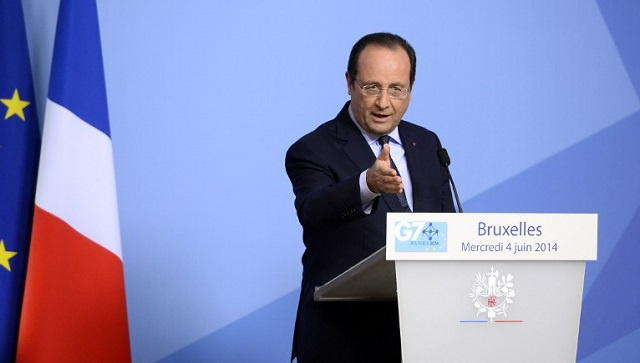 هولاند: أكثر من 30 مقاتلا فرنسيا قتلوا في سورية