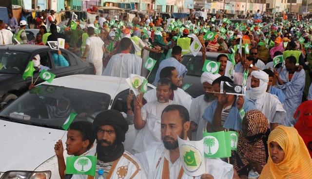 الآلاف يتظاهرون في موريتانيا تنديدا بالانتخابات القادمة