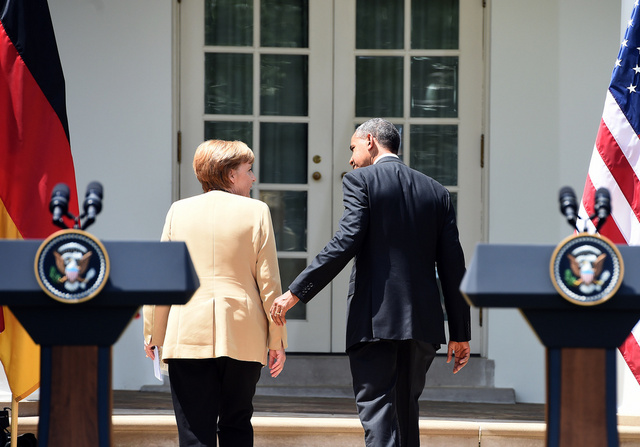 أمريكا تعوّل على الديبلوماسية لتبديد القلق الألماني من التجسس على هاتف ميركل