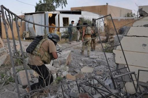 جهاز مكافحة الإرهاب العراقي يعلن عن تطهير سامراء من المسلحين