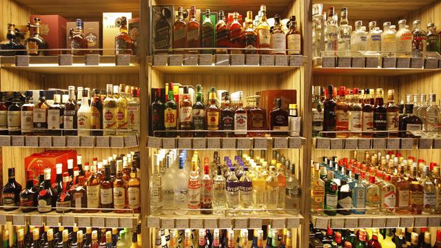 أكثر البلدان استهلاكا للمشروبات الكحولية