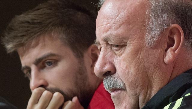 بيكي يؤكد رحيل فابريغاس عن برشلونة في حديث مسرب (فيديو)