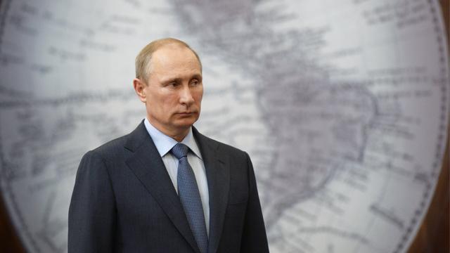 بوتين يدعو إلى الحفاظ على البيئة لدى تطوير منطقة القطب الشمالي