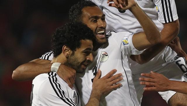 بالفيديو .. مرسي ينقذ مصر من الهزيمة أمام جامايكا