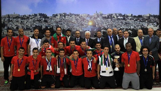 فلسطين تقفز 71 مرتبة في تصنيف الفيفا