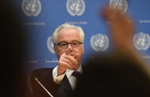 تشوركين: ينبغي استغلال المرحلة الحالية لتسوية الأزمة في سورية حتى لو لم يعترف الغرب بنتائج انتخاباتها
