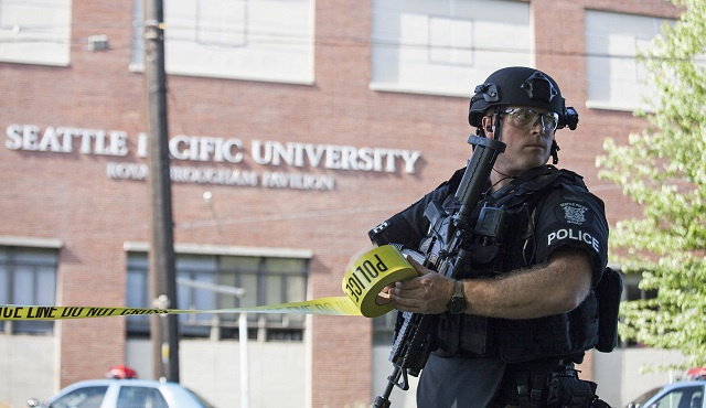 سقوط قتيل و 3 جرحى بإطلاق نار في جامعة أمريكية (فيديو)