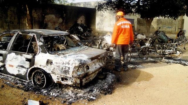 مقتل 4 أشخاص في انفجار قرب منزل حاكم ولاية غومبي بشمال نيجيريا