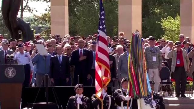 الذكرى الـ 70 لإنزال قوات الحلفاء في نورماندي
