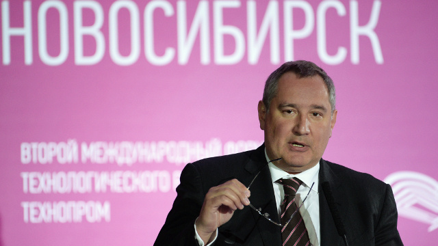 روغوزين: روسيا ستحقق قفزة تكنولوجية رغم سياسة العقوبات الغربية