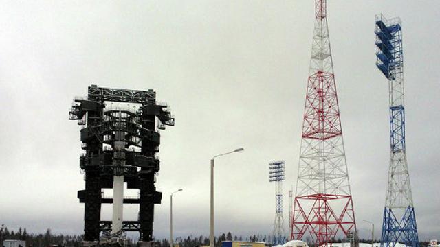 روسيا تستعد لإطلاق صاروخ فضائي جديد من طراز