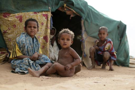 نصف مليون طفل مالي يعانون من نقص حاد في الغذاء
