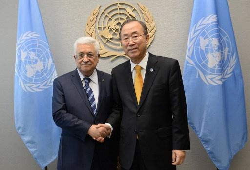 الأمم المتحدة مستعدة للعمل مع الحكومة الفلسطينية الجديدة