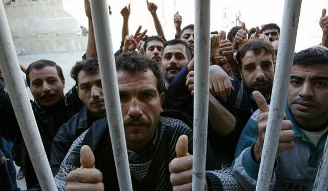 دمشق تستعد لإطلاق سراح 480 معتقلا بينهم 80 امرأة
